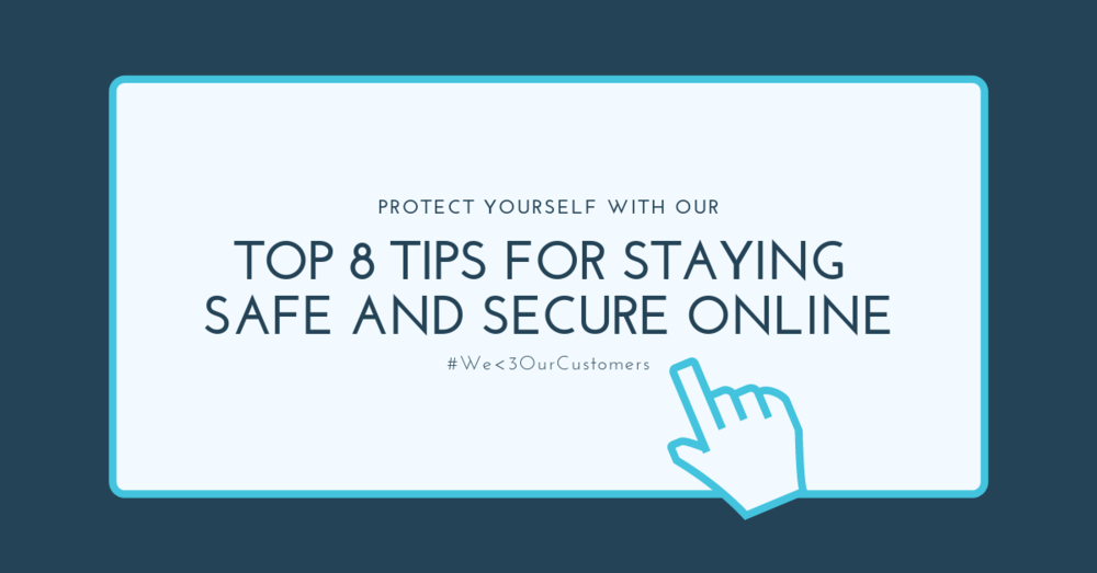 staying secure online