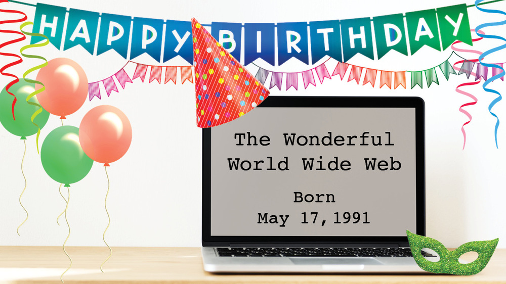 When was the world wide web created? | DFT Communications