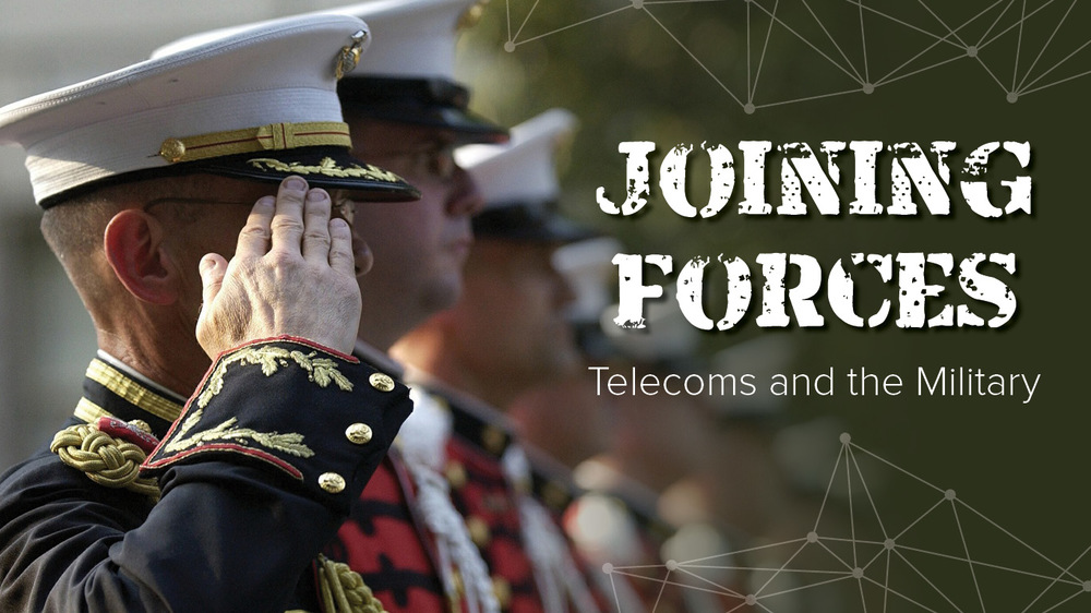Telecoms and the Military | DFT Communications